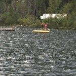Foto de Blue Lake Resort