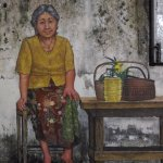 Street art in the Old Phuket Town