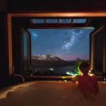 Magic starry night in the privacy of your villa
