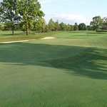 Large challenging greens