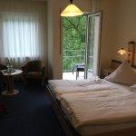 Ruhiges komfortables Hotel mit sehr guter Gastronomie