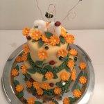 Frühlings Special Cake