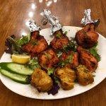 Maya Da Dhaba Entree Platter for 3