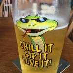 You are sure to want to try Ian's famous Rattler Cider! After a couple of these you'll need a ro