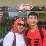 at My Hotel @Brickfield - Kuala Lumpur Malaysia