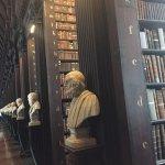 Trinity Library- WOW