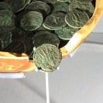 Come & see The Boldre Hoard - a 3rd century Roman coin collection discovered in Lymington in 201