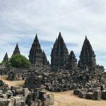 prambanan temple grounds