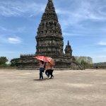 pramabanan temple grounds