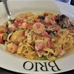 Shrimp & Lobster Fettuccine