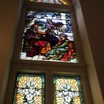 Another stained-glass window