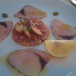 Carpaccio of Swordfish