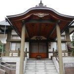 お寺のお堂