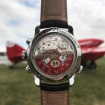 The Limited Edition DH-88 Bremont timepiece was crafted as a tribute to the de Havilland Comet.