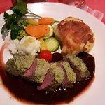 Central Hotel Wolter Restaurant resmi