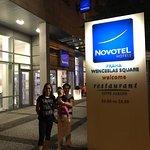 Novotel Praha Wenceslas Square Foto