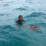 Foto de Nevis Ernesta La Digue Boat Excursions
