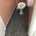 The high quality toilet / shower block facilities