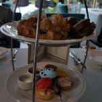 Classic afternoon tea set