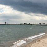 Racine beach