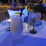 Piña colada y gin tonic