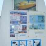 tarif des activités aquatiques