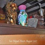... San Miguel Decore.....