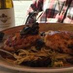 Chicken Marsala is excellent!