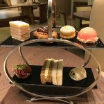 Cambium Restaurant - Afternoon Tea