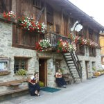 Photo de Chalet Alpenrose Bio Wellness Naturhotel