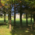 Some pictures of Parc Le Breos and grounds