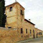 Casa palacio de los condes de San Rafael.