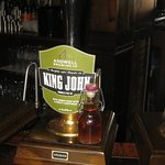 Three ales on offer