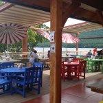 Outdoor Deck Dining