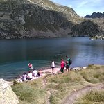 Lac Estany de Juclar (Vall d'Incles)
