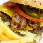 Max-Burger 100% frisches Beef