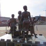 Zdjęcie Pomnik Kindertransportów
