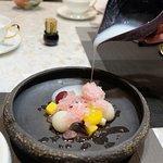 Dining at Murasaki Photo