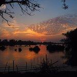 Sunrise from your hammocks :)
