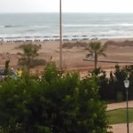 Playa y paseo marítimo