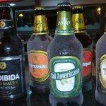 As melhores cervejas... E as mais geladas da região.