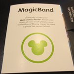 Disney Magic Band for check-in