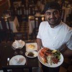 Hoy que venir y probar la comida india que no te comiste nunca en tu vida y no te va olvidar nun