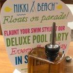 Sums up Nikki Beach perfectly