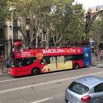 Photo de Barcelona City Tour