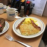 Great hash browns.