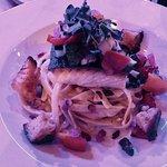 Great halibut dish