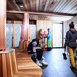 Ski & Boot room