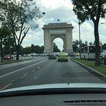 Triumph Arch in Bucharest