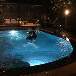 Pool@night